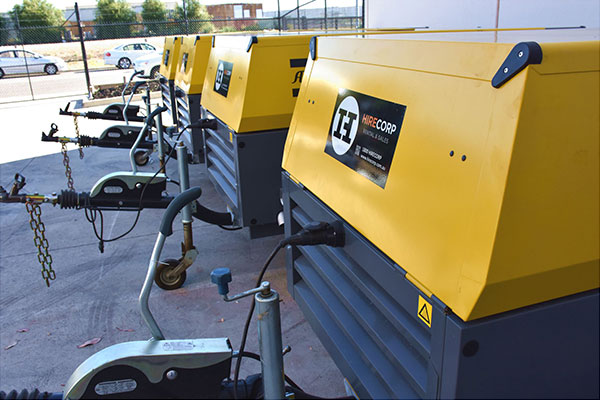 Hirecorp compressors