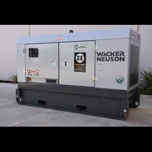 Wacker Neuson G40 Generator - 40KVA Rerntal Sales