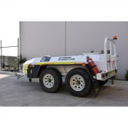 Bunded Diesel Tank Trailer Mounted