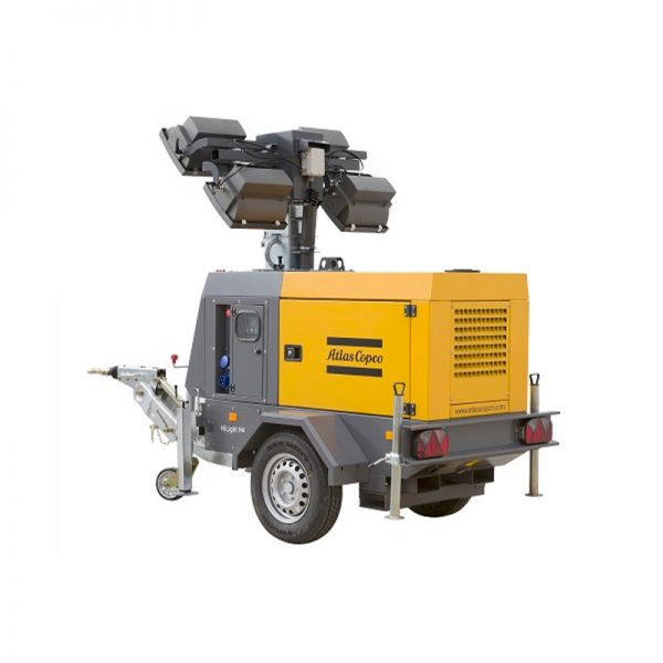 Atlas Copco HiLight-H4 Light Tower