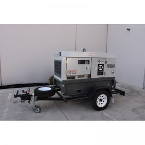 Wacker Neuson G20 Generator 20KVA - Trailer Mounted Hire Sales