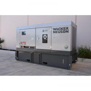 Wacker Neuson G95 Generator Rental Sales