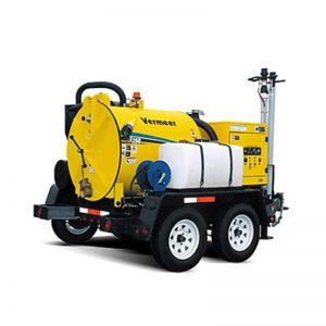 Vermeer VT250D Vacuum Excavator, Non Destructive Excavation