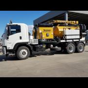 Vermeer VSK1200 Vacuum Excavator on Isuzu 260-300